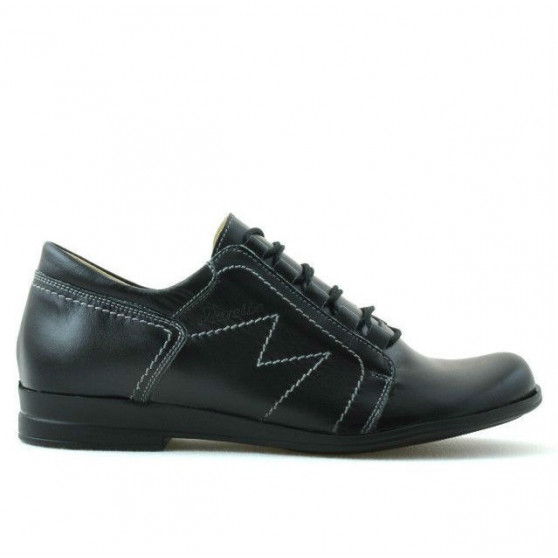 Women casual shoes 608 black