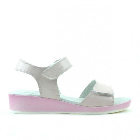 Children sandals 532 pink