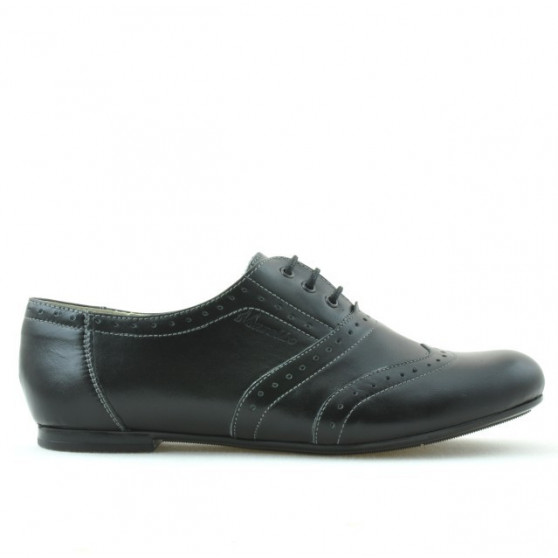 Pantofi casual dama 186 negru