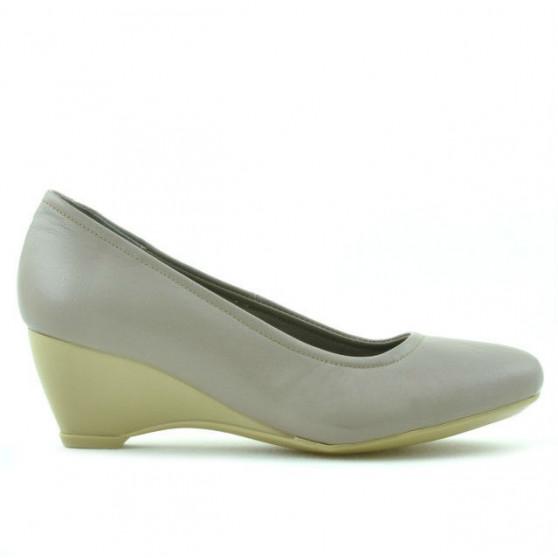 Pantofi casual dama 152-1 nisip