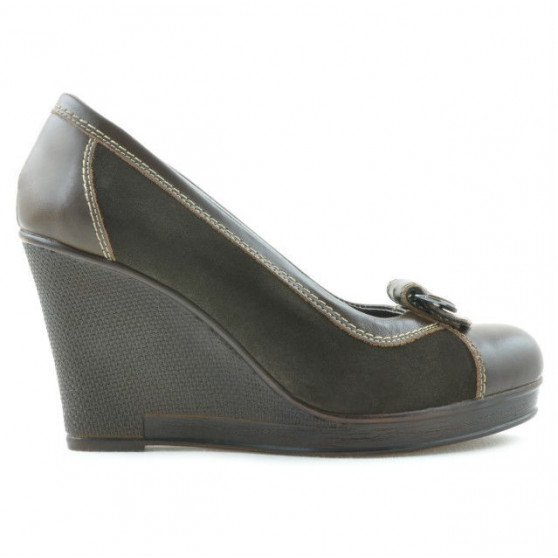 Women casual shoes 178 cafe combined
