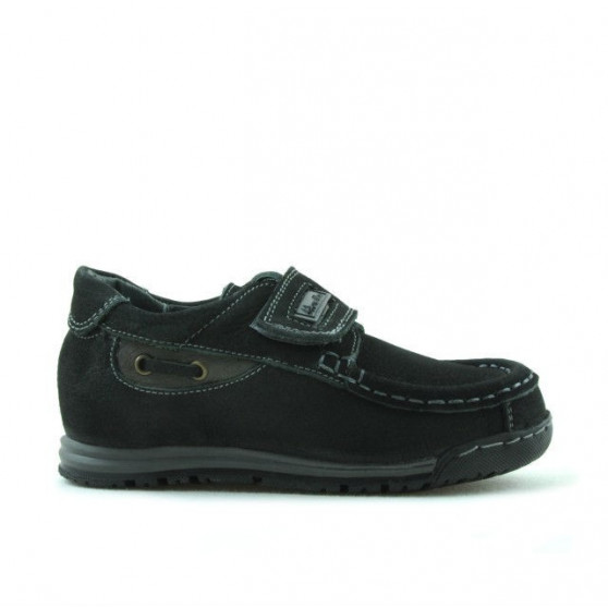 Small children shoes 01c bufo black