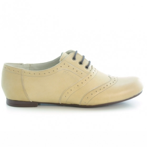 Women casual shoes 186 sand