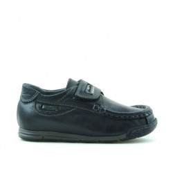 Pantofi copii mici 01c indigo