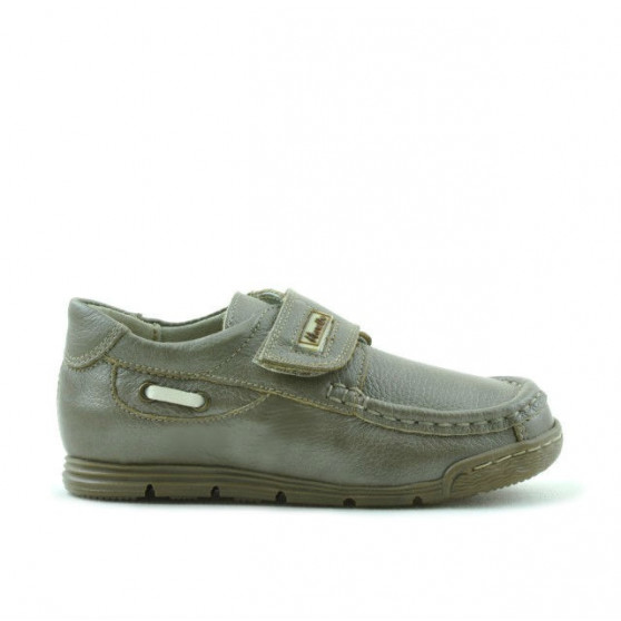Pantofi copii mici 01c nisip