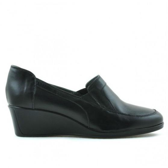 Pantofi casual dama ( model larg ) 157xxl negru