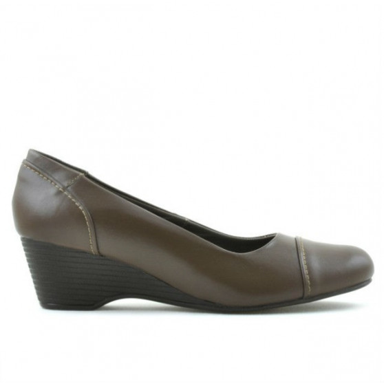 Women casual shoes 193 cappuccino