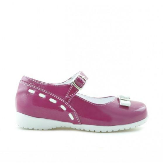 Pantofi copii mici 12c ciclam