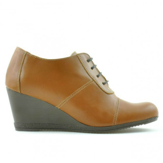 Women casual shoes 656 brown cerat
