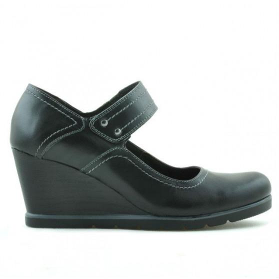 Pantofi casual dama 199 negru