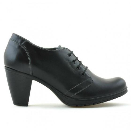 Pantofi casual dama 167 negru