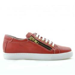 Pantofi sport dama 655 rosu