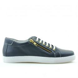 Women sport shoes 655 indigo