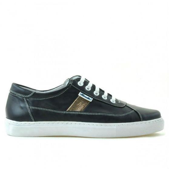 Women sport shoes 657 indigo