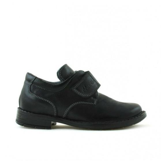 Small children shoes 14c black