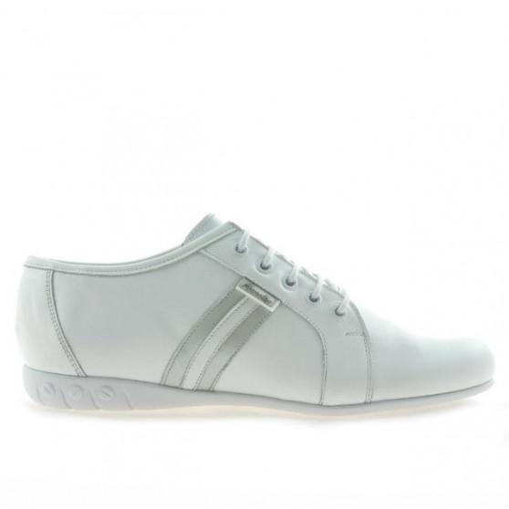 Pantofi sport dama 187 alb