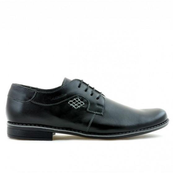 Pantofi eleganti adolescenti 390 negru