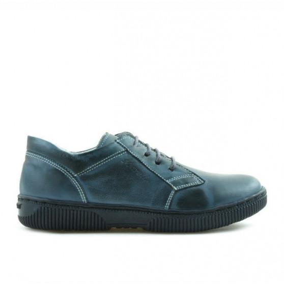 Children shoes 139 a indigo