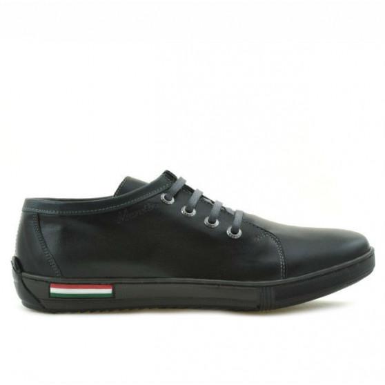 Teenagers stylish, elegant shoes 309 black