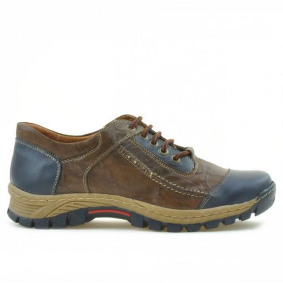 Pantofi sport adolescenti 313 indigo+maro