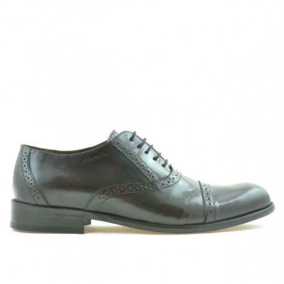 Pantofi eleganti barbati 801 a maro
