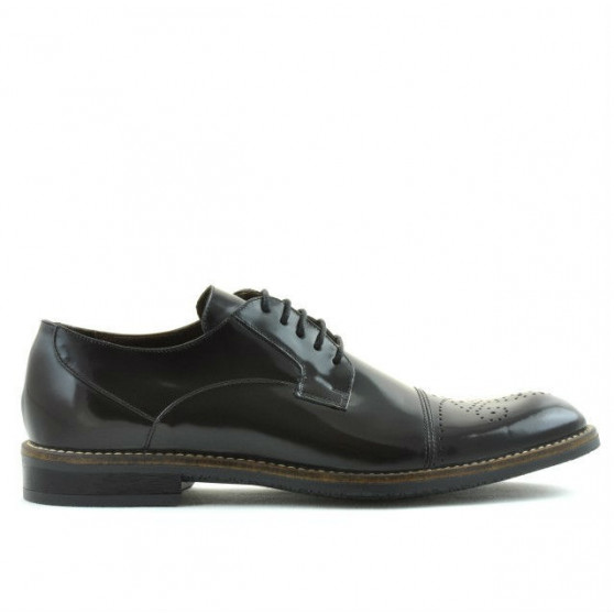 Men stylish, elegant shoes 814 a bordo