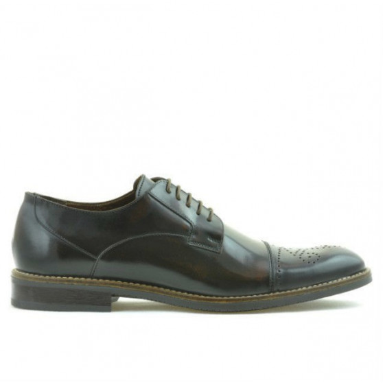 Pantofi eleganti barbati 814 a maro