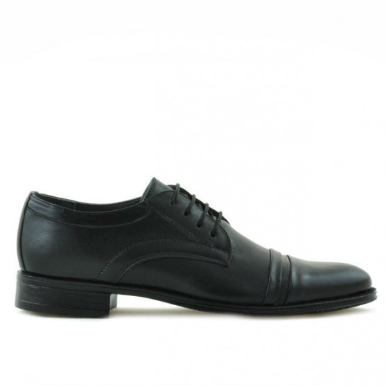 Pantofi eleganti adolescenti 391 negru