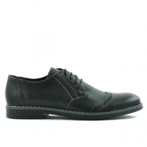 Pantofi casual / eleganti barbati 746 negru