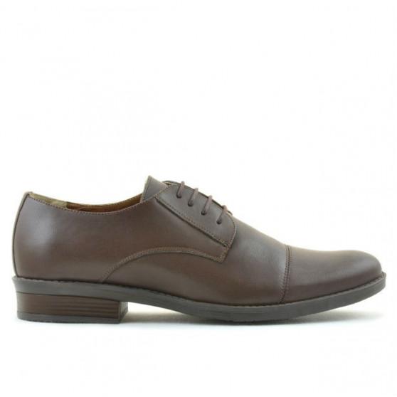 Pantofi eleganti barbati 787 maro