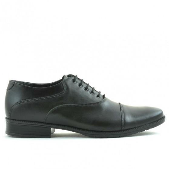 Pantofi casual / eleganti barbati 738 negru