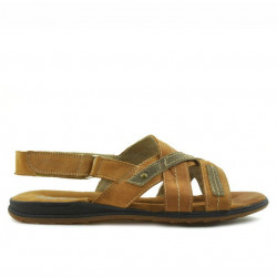 Teenagers sandals 328 brown cerat