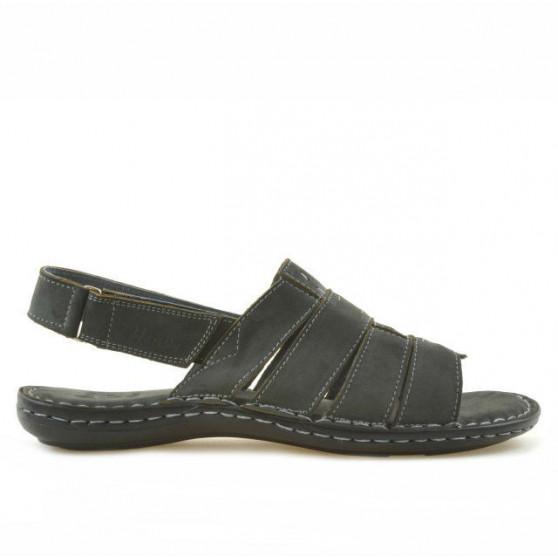 Sandale adolescenti 327 tuxon negru