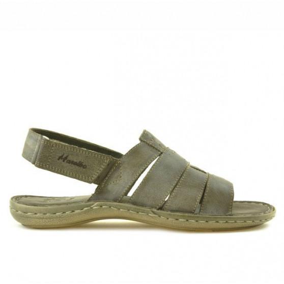 Sandale adolescenti 327 tuxon nisip