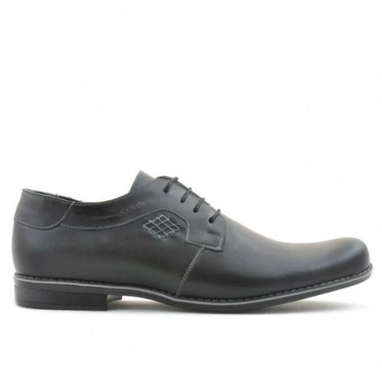 Pantofi casual / eleganti barbati 730 negru