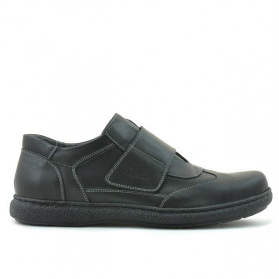 Men casual shoes ( large size ) 859xxl black