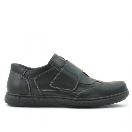 Men casual shoes ( large size ) 859xxl black
