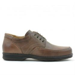 Pantofi casual / eleganti barbati 855 maro
