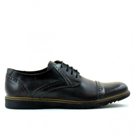 Pantofi casual barbati 811 a maro