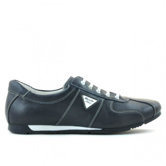 Men sport shoes 729 indigo