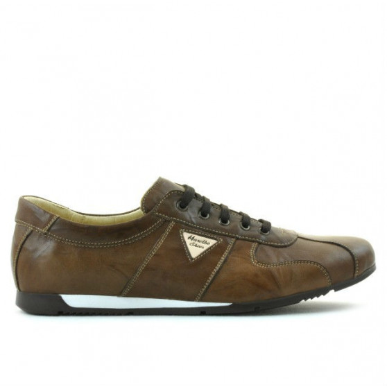 Men sport shoes 729 crep brown