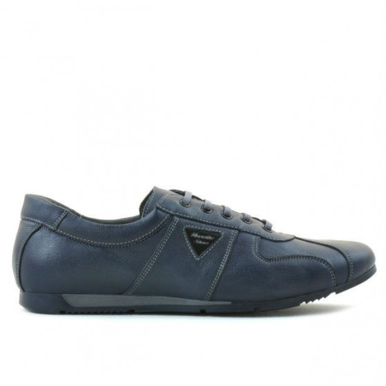 Men sport shoes 729 indigo 1