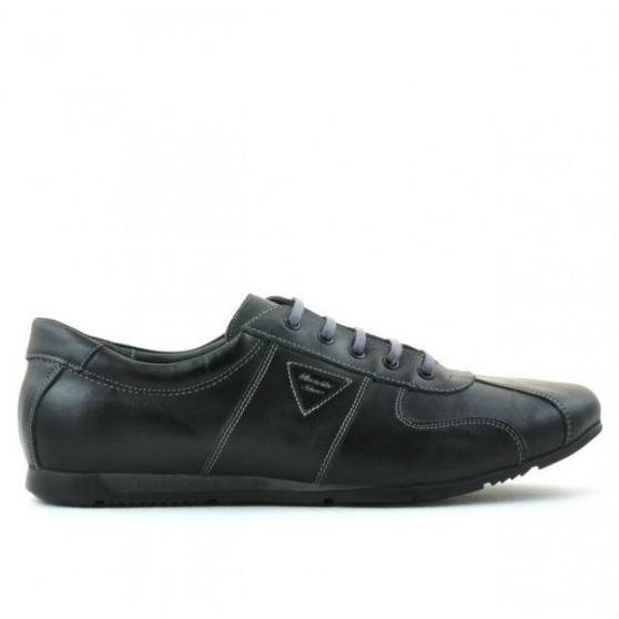 Men sport shoes 729 black