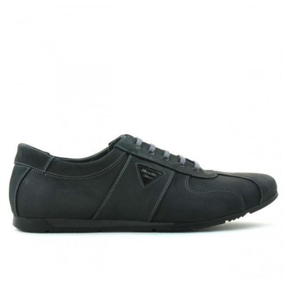 Pantofi sport barbati 729 tuxon negru