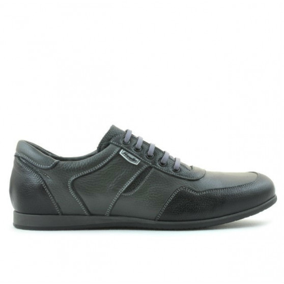 Men sport shoes 860 black+gray