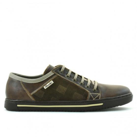 Pantofi sport barbati 851 cafe+nisip