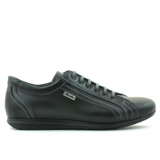 Men sport shoes 709 black