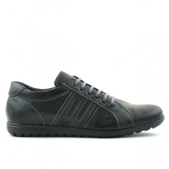 Men sport shoes 747 black