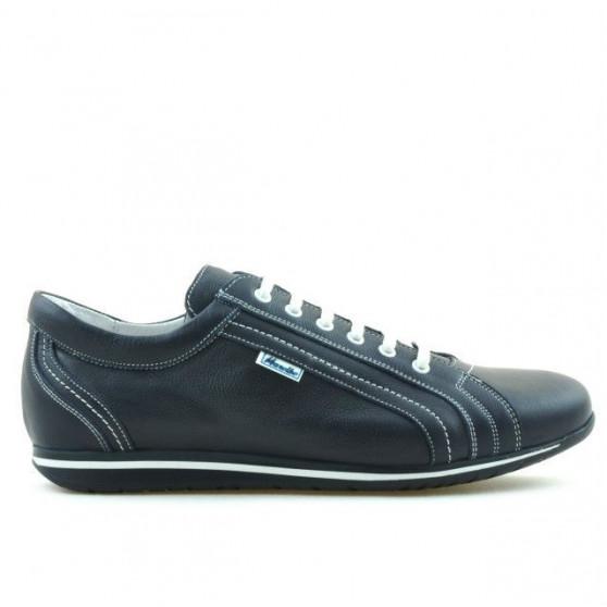 Men sport shoes 709 indigo