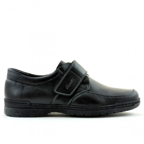 Pantofi casual barbati 751 negru